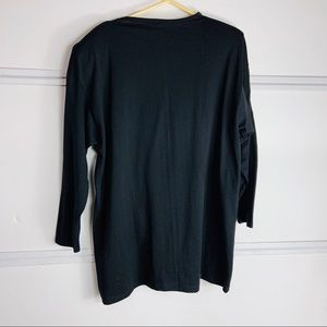 Vintage Tops - Vintage Handmade Boutique Fall Leaves Long Tunic